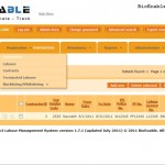 Contract Labor Management System (CLMS)