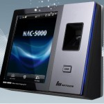 Biometric Time Attendance System with Touchscreen – NAC5000