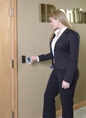 Door Access Control Bioenable