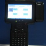 Multi-purpose POS / handheld terminal with inbuilt Fingerprint scanner
