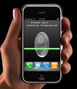Fingerprint scanner Android