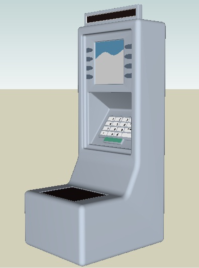 Biometrics recognition terminal with Slap fingerprint scanner & Dual eye Iris scanner