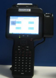MPOS Terminal specifications