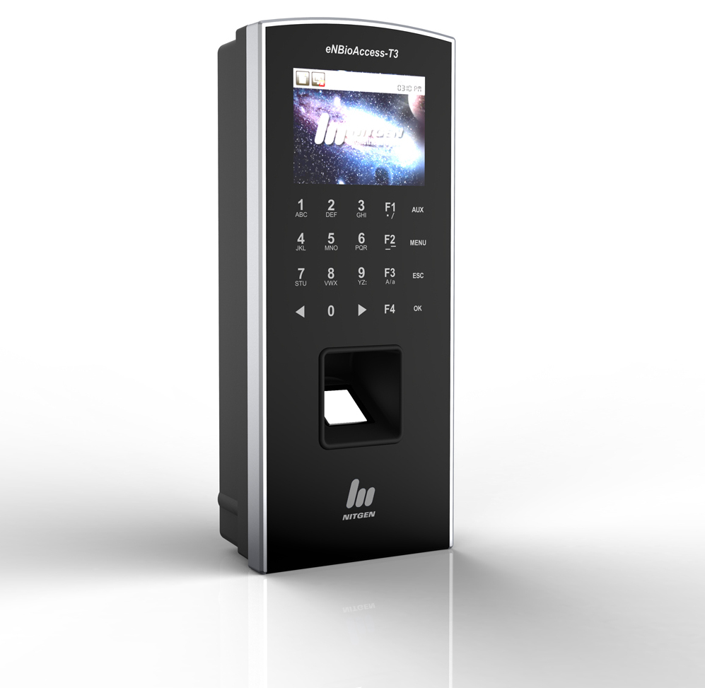 Biometric Fingerprint Attendance Access Control