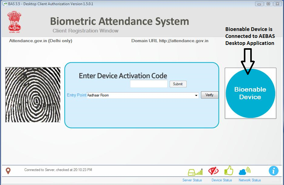 attendance monitoring system thesis documentation