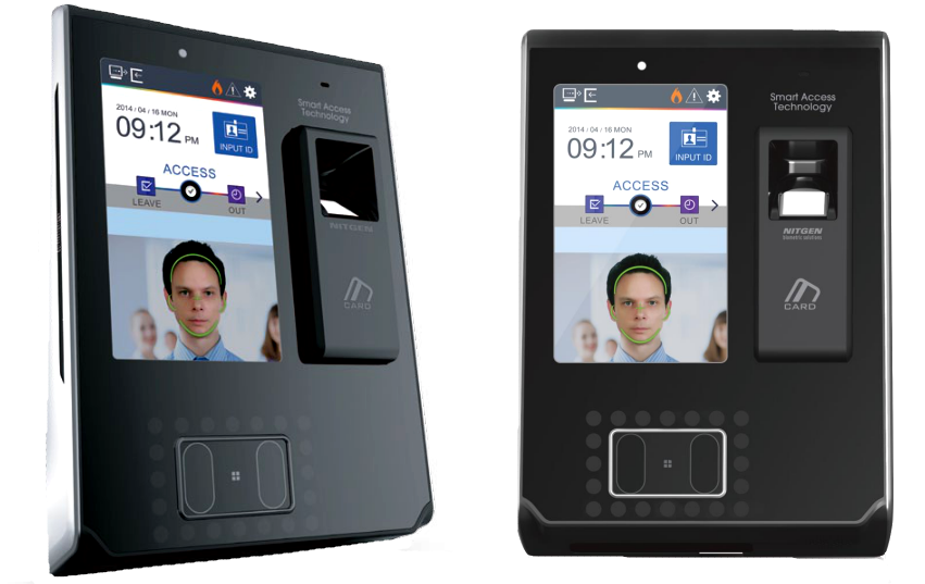 Nitgen Time Attendance And Access Control Enbioaccess T9